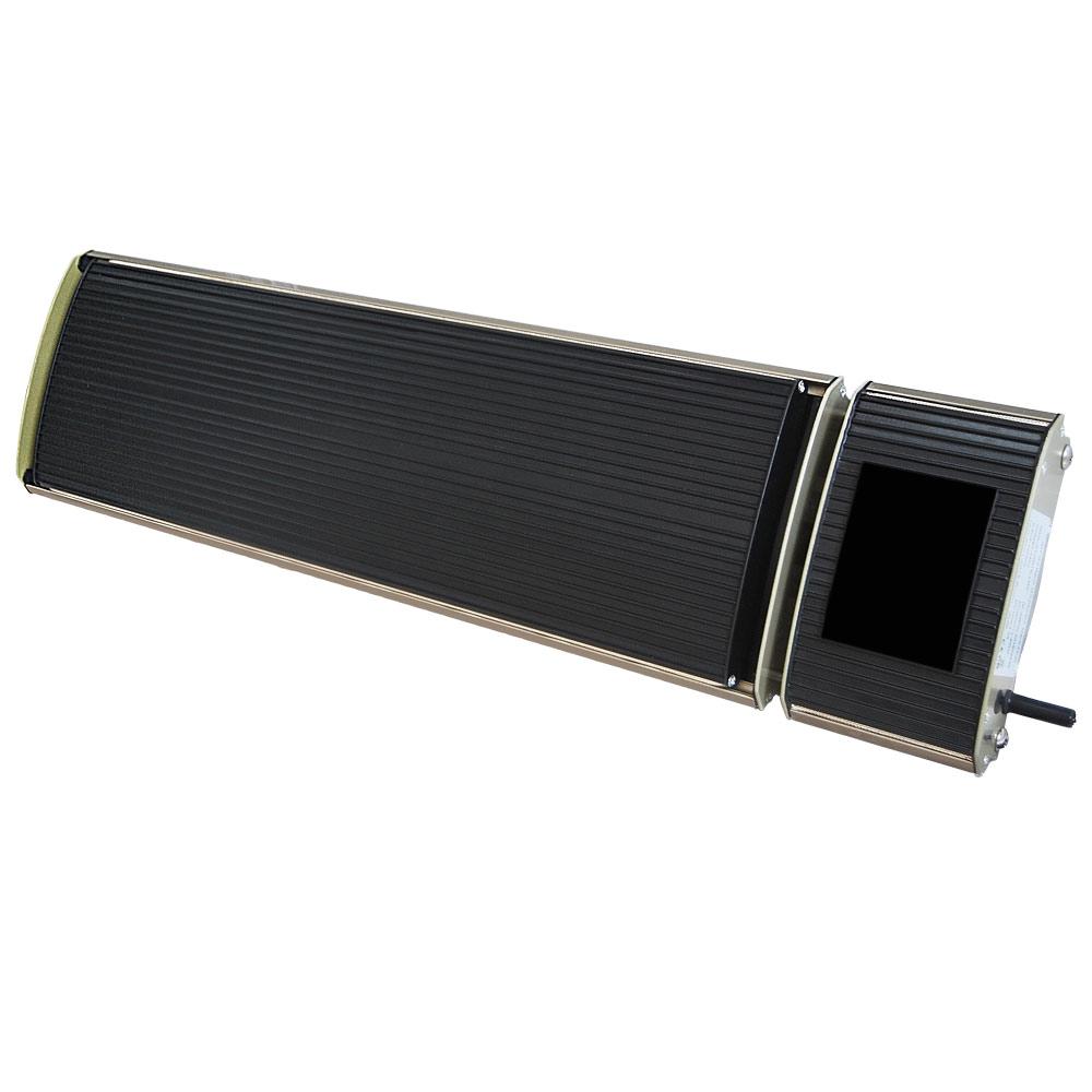 Outdoor radiant heater